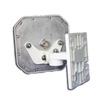 Mini Far Field RFID Antenna Mount White