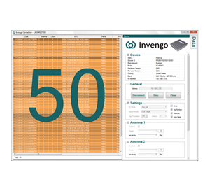 Invengo ConneXion RFID Software Application