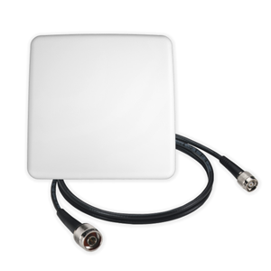 Circular Polarized 7x7 UHF RFID Far Field Antenna
